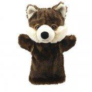 Marionnette à main enfant Buddies Loup 25cm