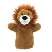 Marionnette à main enfant Buddies Lion 22cm