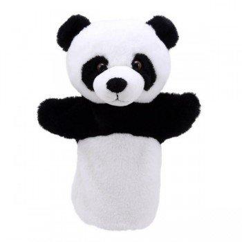 Marionnette à main enfant Panda 22cm