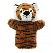 Marionnette à main enfant Buddies Tigre 22cm