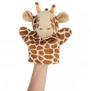 Marionnette Doudou Peluche à main Girafe pour Bébé