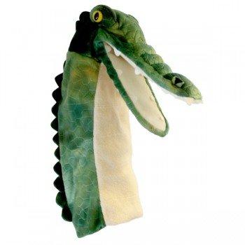 Marionnette Crocodile longue manche pour Enfants
