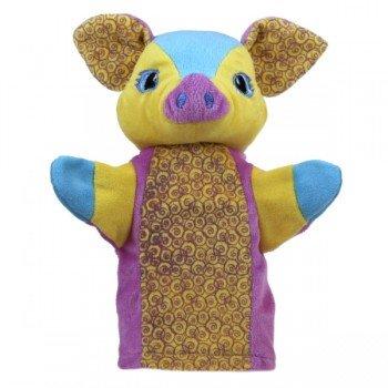 Marionnette Cochon coloré à main Bébé et Enfants
