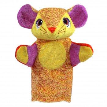 Marionnette Souris colorée à main Bébé et Enfants