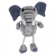 Marionnettes à doigts Elephant 13cm