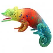 Marionnette Géante caméléon avec bouche articulée