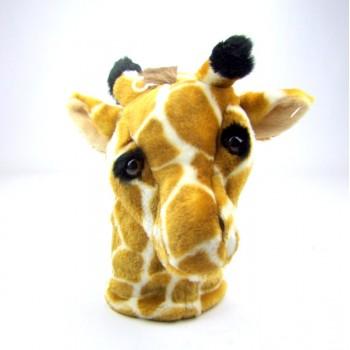 Marionnette enfant à main Girafe 25cm