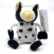 Marionnette à doigts Vache 15cm