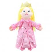 Grande marrionnette personnage  princesse 45cm