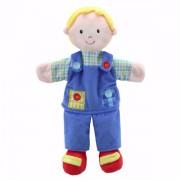 Marionnette garçon 35cm