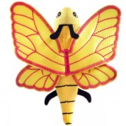 Marionnette à doigt papillon 15cm