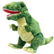 Marionnette Dinosaure T-rex, Tyrannosaure, 36 cm