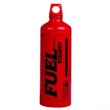 Bouteille Fuel Bottle 1 litre Rouge, MSR - Optimus -Primus