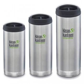 Mug isotherme inox Klean Kanteen anneau thé café eau