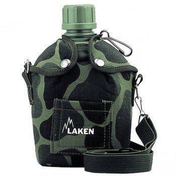 Gourde militaire légère en plastique camouflage armée 1 litre