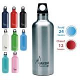 Gourde isotherme inox 0.5 litre Laken