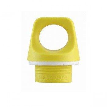 Bouchon jaune pour gourde SIGG