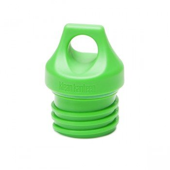Bouchon anneau Vert pour gourdes Klean Kanteen