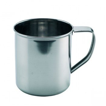 Tasse Inox / Mug acier inoxydable 18/8