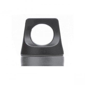 Bouchon noir pour gourde inox thermo de marque Laken