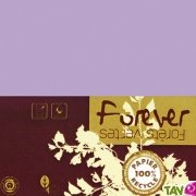 Carte double recyclée 111x158 couleur Lilas Forever 210g, x25