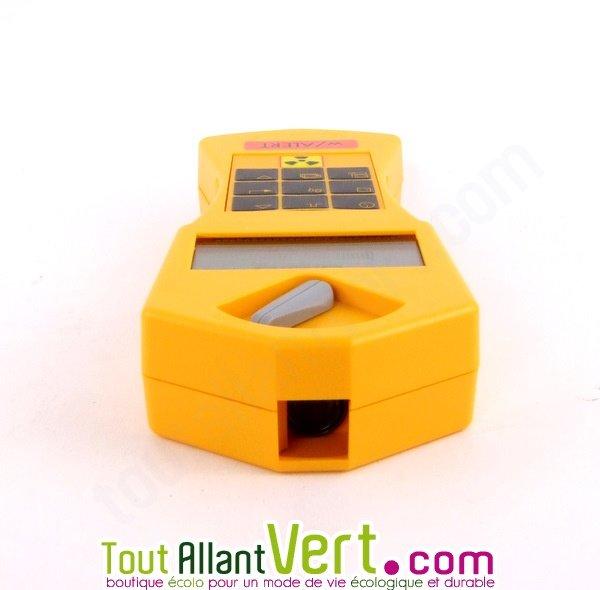 Gamma Scout 2.0 Alert Version détecteur de radioactivité / Compteur Geiger  Alpha, beta gamma radons. achat vente écologique - Acheter sur ...