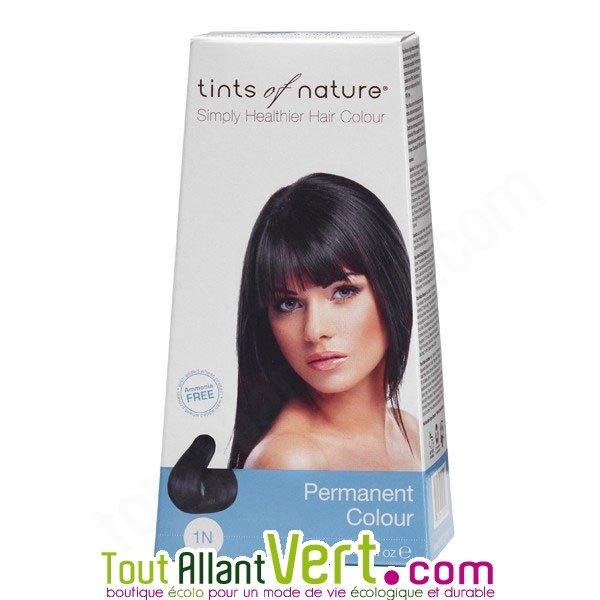 Teindre les cheveux avec des crayons sur les cheveux noirs