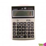 Calculatrice solaire de bureau recyclée 12 digits, grand format Canon