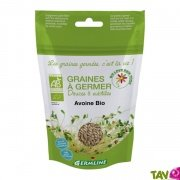 Graines à germer Avoine Bio, 200g Germline