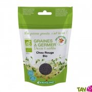 Graines à germer Chou rouge Bio, 100g Germline