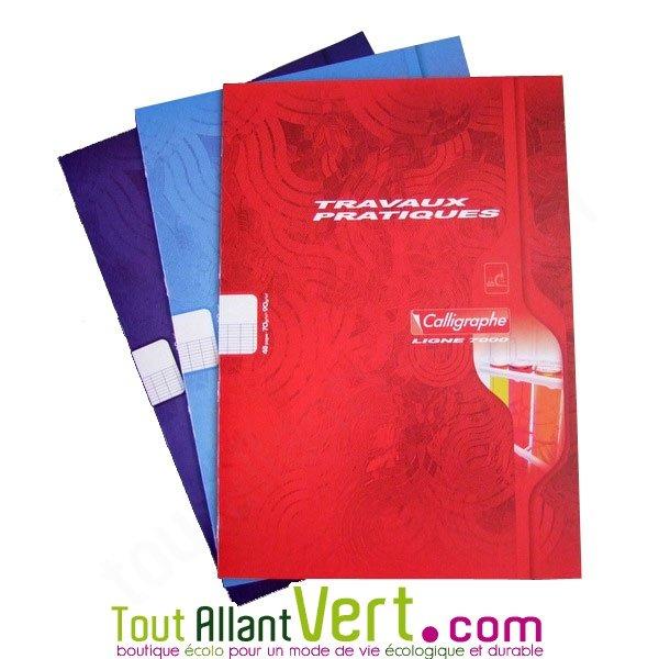 Clairefontaine Calligraphe Cahier De Travaux Pratiques Tp