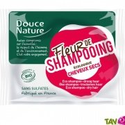 Shampoing solide, cheveux secs, Douce Nature