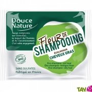 Shampoing solide, cheveux gras, Douce Nature