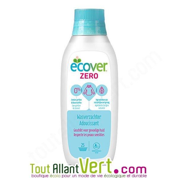 Ecover Adoucissant Textile Ecologique Sans Parfum Allergene 0 75l