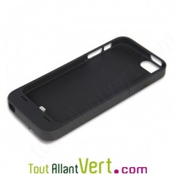 Coque batterie Power Pack XTORM pour iPhone 5 / 5S certifié Apple