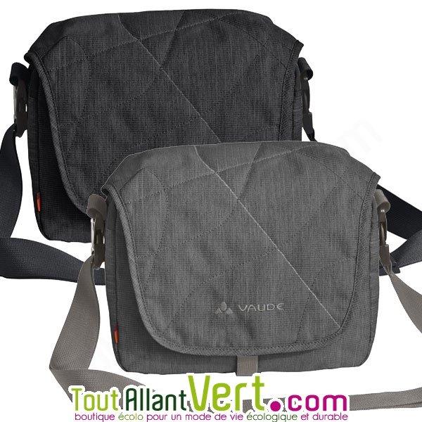 af7bbebd87 Petit sac besace à bandoulière recyclé, Vaude achat vente écologique -  Acheter sur ToutAllantVert.com