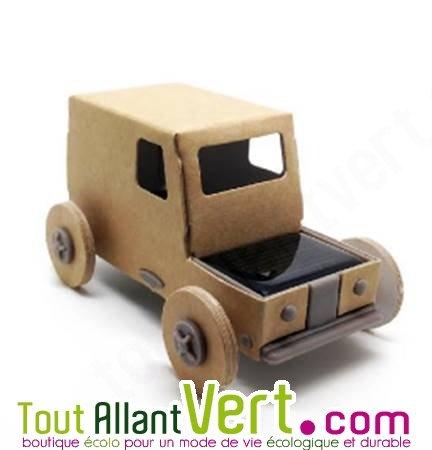 Vente Voiture En À Monter Solaire AutogamiPetite Acheter Carton Sur Achat Écologique IE2DH9
