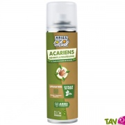 Spray anti-acariens, solution naturelle 200ml