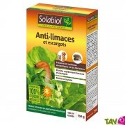 Anti-limaces et escargots traitement naturel, 750g, Solabiol