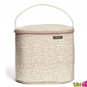 Sac isotherme pour emporter son repas Cooler Beige